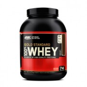 100% WHEY GOLD STANDARD 2,27 Kg Caramelo