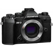 Olympus »OM-D E-M5 Mark III Body« Systemkamera (20,4 MP, Bluetooth, WLAN (Wi-Fi), schwarz