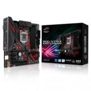 Дънна платка ASUS ROG STRIX B360-G GAMING, B360, LGA1151, DDR4, PCI-E (HDMI&DVI-D)(CFX), 6x SATA 6Gb/s, 2 x M.2 Socket, 2 x USB 3.1 Gen 2 Type-A, mATX