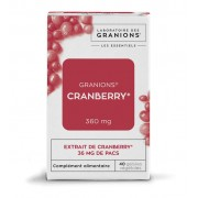 Les essentiels Granions Cranberry