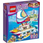 Lego Friends 41317 - Il Catamarano