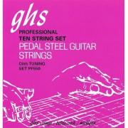 GHS Pedal Steel Nickel Rockers PF550 015-070