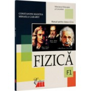 Fizica F1. Manual clasa a XI-a - Constantin Mantea Mihaela Garabet