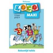 Boosterbox Maxi Loco - Rekentijd Tafels (7-9 jaar)