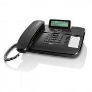 Telefon fix Gigaset DA710 cu fir Negru