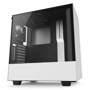 Carcasa NZXT H500i Tempered Glass Matte White