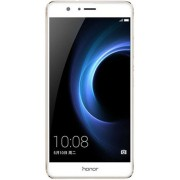 "Telefon Mobil Huawei Honor V8, Procesor Octa-Core 2.3GHz / 1.8GHz, IPS-NEO LCD Capacitive touchscreen 5.7"", 4GB RAM, 64GB Flash, Dual 12MP, Wi-Fi, 4G, Android (Auriu) + Cartela SIM Orange PrePay, 6 euro credit, 4 GB internet 4G, 2,000 minute nationale si"