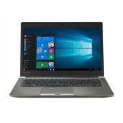 """Toshiba Portégé Z30-C-16P Grigio, Metallico Computer portatile 33,8 cm (13.3"""") 1920 x 1080 Pixel 2,5 GHz Intel® Core™ i7 della sesta generazione i7-6500U 3G 4G"""