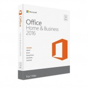 Microsoft Office 2016 MAC Home & Business 1 MAC Licenza ESD