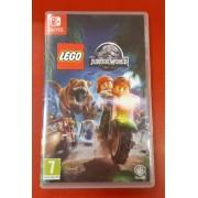 Lego Jurassic world pro Nintendo Switch použitá