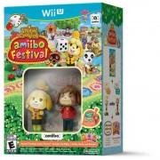 Nintendo Animal Crossing Festival Wii U