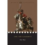 On War (King's Classics), Paperback/Carl Von Clausewitz