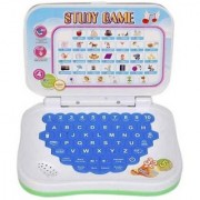 Study Game Mini Learning Laptop For Toddlers