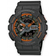 Ceas barbatesc Casio G-Shock GA-110TS-1A4ER 51 mm 20 ATM