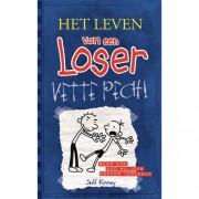 Het leven van een loser: Vette pech! - Jeff Kinney