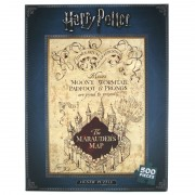 Puzzle Harry Potter Marauder's Map 500 piese