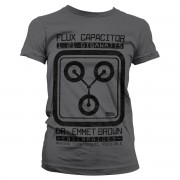 Tee Flux Capacitor Girly Tee