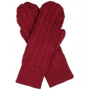 fine cable mittens