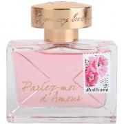 John Galliano PARLEZ-MOI D'AMOUR Eau de Parfum парфюм за жени 80 мл - EDP