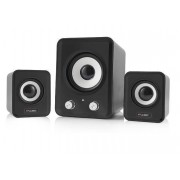 Sistem audio 2.1 Logic LS-20 Black
