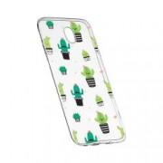Husa pentru Xiaomi Mi4 Silicon Slim Cactus 165