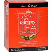 Laci Le Beau Super Dieter's Tea All Natural Botanicals - 60 Tea Bags