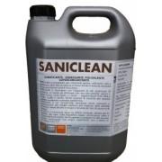 Univerzálny koncentrovaný odmasťovač sa sanitačným účinkom SANICLEAN 5 kg