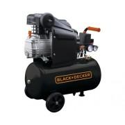 Compresor aer comprimat Black+Decker 205/24 24L 8 bari, cu ulei