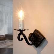 RECTORY wall light, one-bulb, 17 cm deep