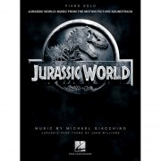 Hal Leonard - Jurassic World: Music From The Motion Picture