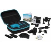 Camera Video de Actiune KitVision Escape HD5 Action Camera KVTRAVELES5WH, Ecran LCD 2.0″ + accesorii (Negru)