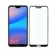 Folie din sticla 3D securizata MyScreen Huawei P20 Lite Full Glue Black