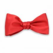 pentru bărbați tethered fluture Willsoor 4484 în roșu culoare