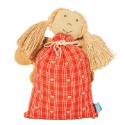U-Grow, Jucarie textila Angel Doll, 22 cm
