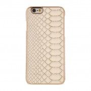 Richmond & Finch Framed Rosé Reptile Apple iPhone 6/6s Wit