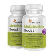 Sensilab Metabolism Boost: 1+1 GRATIS