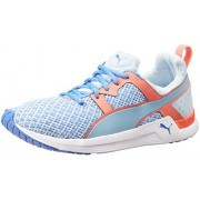 Puma Women's Pulse XT Geo Wn s Ultramarine Mesh Running Shoes - 5 UK/India (38 EU)
