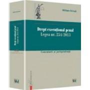 Drept Executional Penal - William Gabriela Brinza