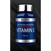 Vitamín E 100 kapsúl bez príchute