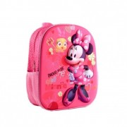 Ghiozdan gradinita 3D Minnie Mouse Proud to be