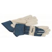 Ръкавица защитна от цепена говежда кожа GL FL 11 EN 388, 2607990111, BOSCH