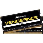 Corsair SO-DIMM 16GB KIT DDR4 2400MHz CL16 Vengeance - fekete