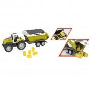 Road Rippers Autocarro Tractor + Trailer 21713