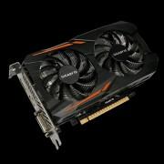 Placa video Gigabyte NVIDIA GeForce GTX 1050 OC 2G, N1050OC-2GD, PCI-E 3.0 x 16, 2GB GDDR5, 128 bit, Boost: 1518 MHz/ Base: 1404 MHz in OC Mode,