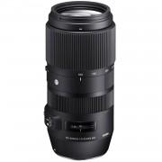 Sigma 07042.729955 100-400mm f 5-6.3 DG OS HSM MILC SRL Telephoto Lens Attacco Nikon Nero