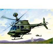 1/72 OH-58D Combat Scout Kiowa ITA1185