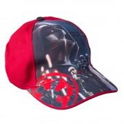 Детска шапка Star Wars Darth Vader червена