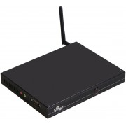 Giada F105D barebone PC, Celeron N3450 - 1.1GHz met 2GB onboard, Zwart