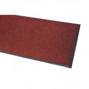 Schmutzfangmatte, gerippt LxB 900 x 600 mm rot