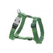 Red Dingo Classic Dog Harness, X-Large, Green